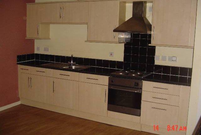Kitchen of Landmark House, Bradford BD1