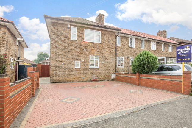 Thumbnail End terrace house for sale in Arnulf Street, Catford