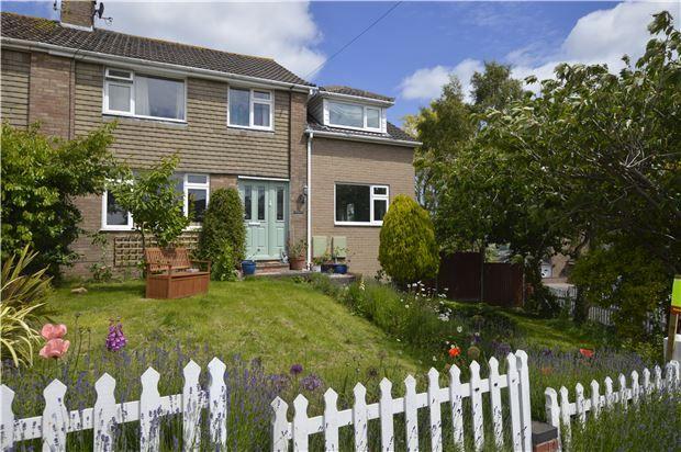 Thumbnail Semi-detached house for sale in Heathfield Road, Stroud, Gloucestershire