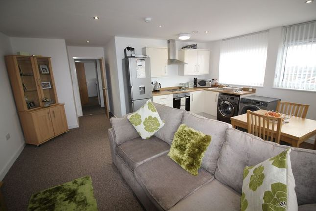 2 bed flat for sale in The Triad, Stanley Road, Bootle
