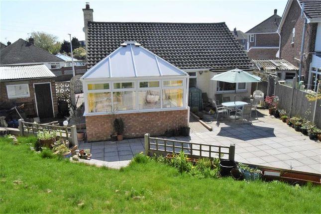 Thumbnail Detached bungalow for sale in Rowland Close, Gillingham