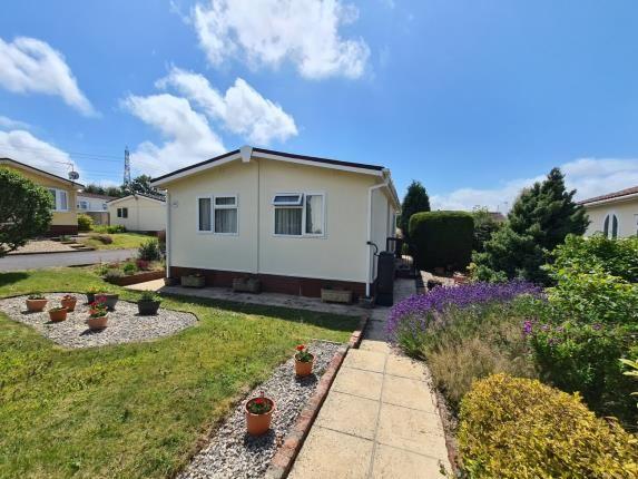 Mobile/park home for sale in Otter Valley Park, Honiton, Devon