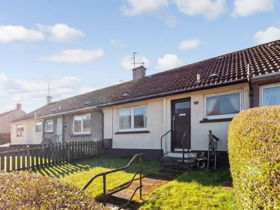 Thumbnail Bungalow for sale in Hillpark, Ayr, South Ayrshire, Scotland