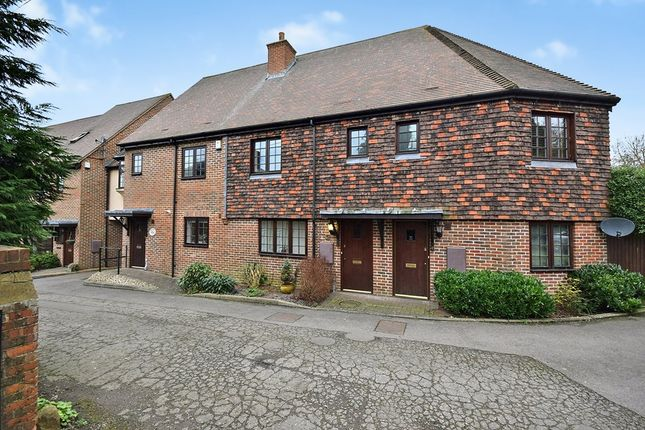 Thumbnail Mews house for sale in Brenchley Mews, Charing, Ashford