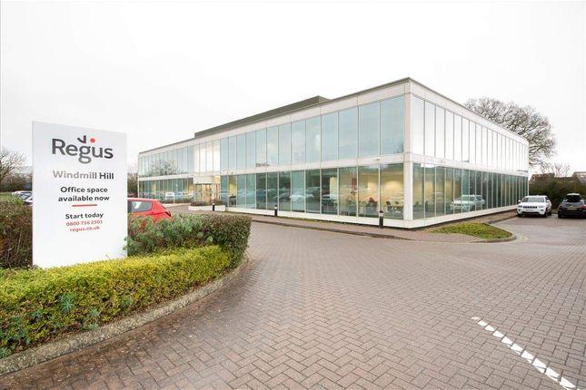 Office to let in Regus House, Swindon