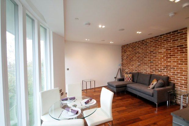 1 bed penthouse to rent in The Orb Apartments, London SE26