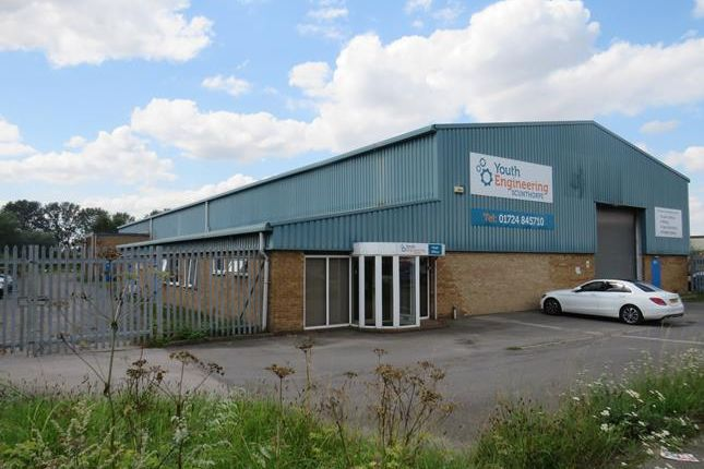 Thumbnail Light industrial to let in Hoylake Road, South Park Industrial Estate, Scunthorpe, North Lincolnshire