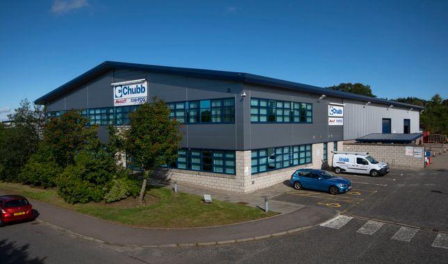 Industrial to let in Badentoy Crescent, Badentoy Industrial Estate, Portlethen, Aberdeen
