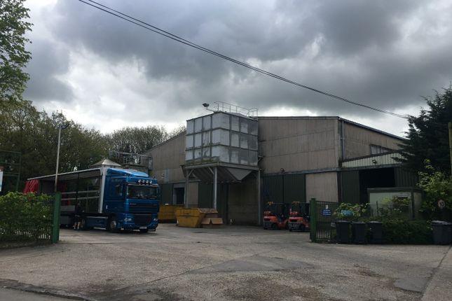 Thumbnail Warehouse for sale in Maltings Lane, Ingham, Bury St Edmunds