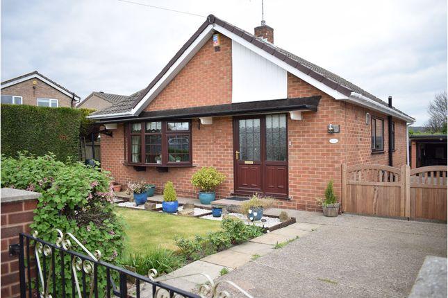 Thumbnail Detached bungalow for sale in Park Road East, Calverton
