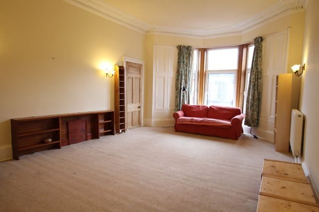Thumbnail Flat to rent in North Gardener Street, Hyndland, Glasgow