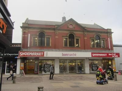 Thumbnail Retail premises to let in First Floor, 242-246, Grange Road, Birkenhead, Merseyside