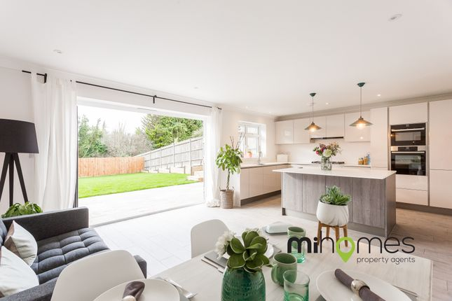 Thumbnail Detached house to rent in The Close, Pampisford Road, Purley