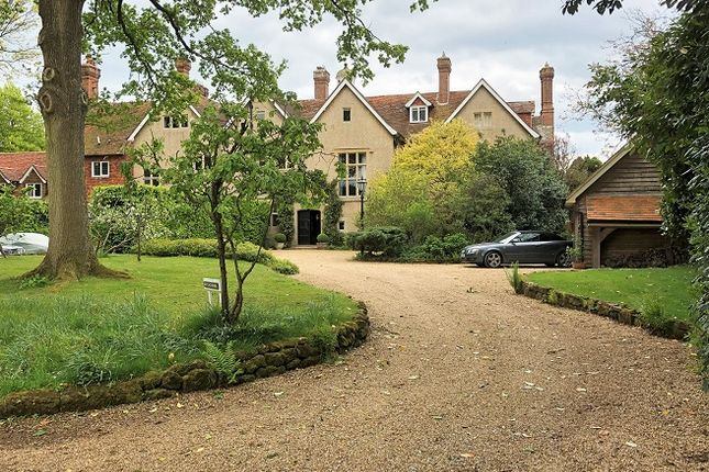 Thumbnail Country house for sale in Blackgate Lane, Pulborough