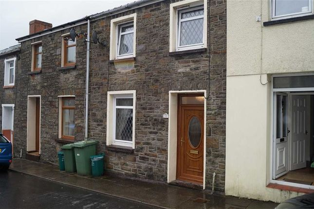 Thumbnail Terraced house for sale in Mary Street, Mountain Ash