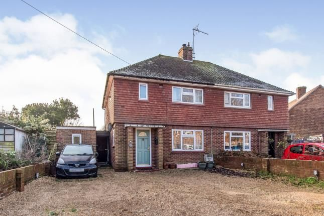 Thumbnail Semi-detached house for sale in Scratton Fields, Sole Street, Cobham, Kent