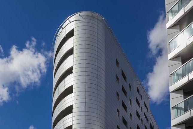External of Admirals Tower, 8 Dowells Street, New Capital Quay, Greenwich, London SE10