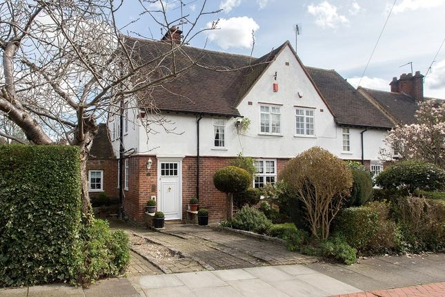 Thumbnail Semi-detached house for sale in Midholm, London