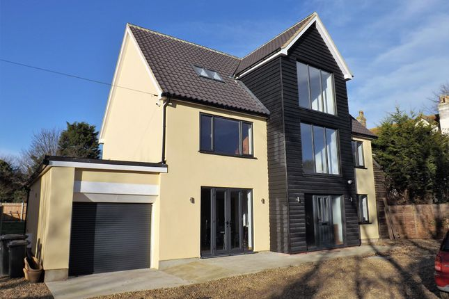 Thumbnail Detached house for sale in Bethel Drive, Kessingland, Lowestoft