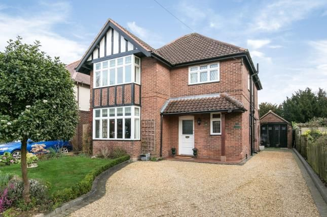 Detached house for sale in Selkirk Road, Curzon Park, Cheshire