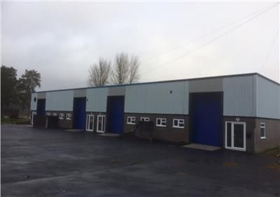 Thumbnail Light industrial to let in Unit 2 & 3, Industrial Estate, Bala, Gwynedd