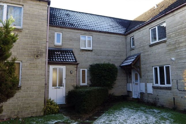 Thumbnail Terraced house to rent in Rose Way, Cirencester