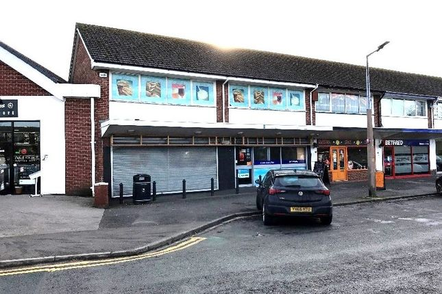 Thumbnail Retail premises to let in Weston Grove, Upton, Chester