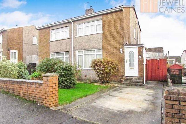 Thumbnail Property to rent in Cae Talcen, Pencoed, Bridgend