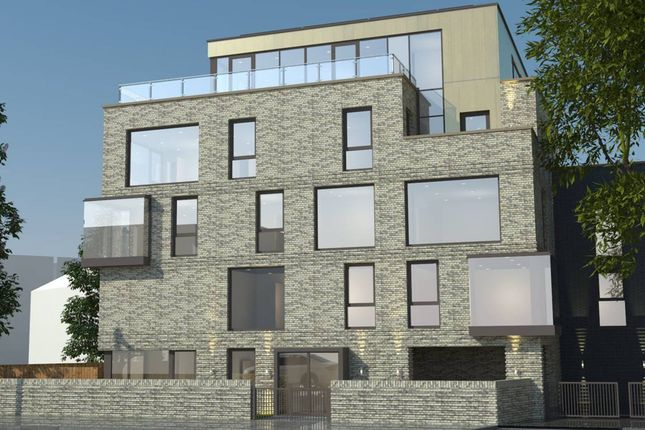 Thumbnail Flat for sale in Elgin Avenue, Maida Hill
