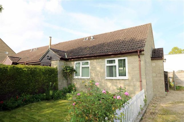 Thumbnail Semi-detached bungalow for sale in 4, The Mews, Malmesbury