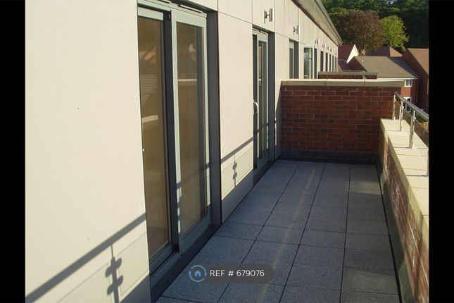 Balconcy of Middlewood Rise, Sheffield S6