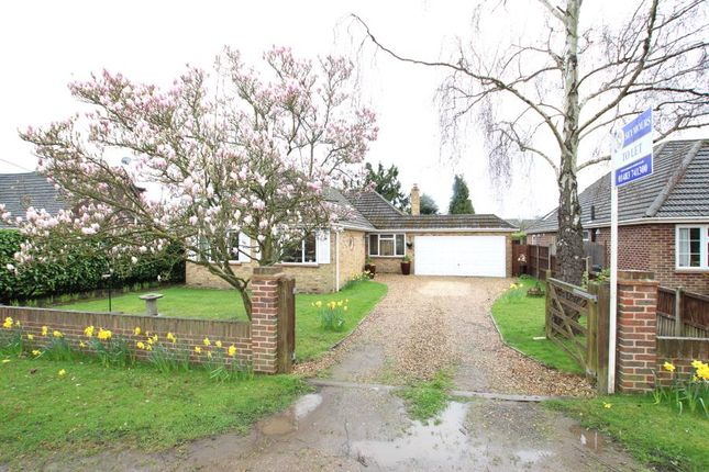 Thumbnail Bungalow to rent in Cuckoo Lane, West End, Woking