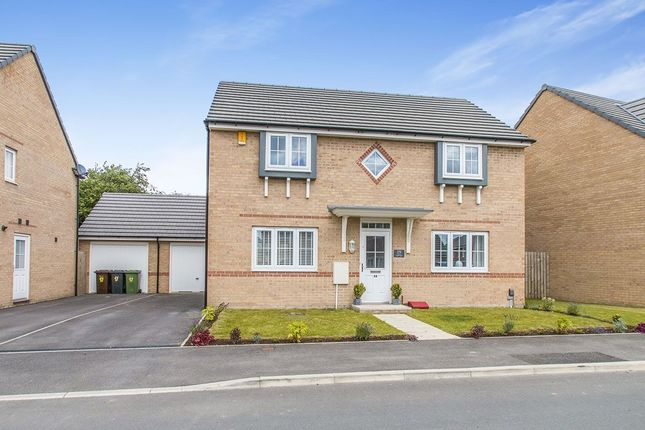 Thumbnail Detached house for sale in Astell Way, Morley, Leeds