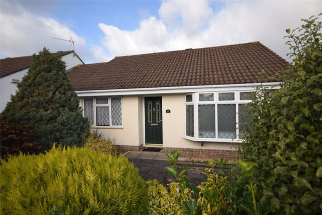 Thumbnail Semi-detached bungalow to rent in Courtenay Road, Keynsham, Bristol