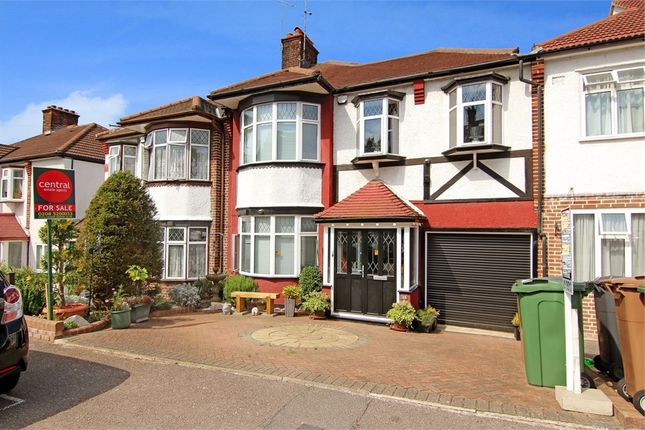 3 bed terraced house for sale in Hillside Gardens, Walthamstow, London