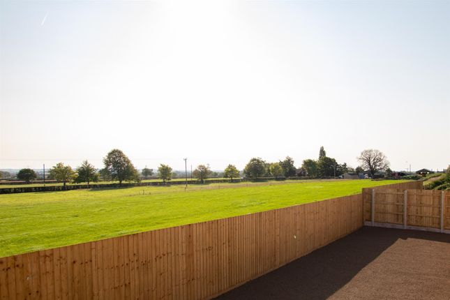 Plot 22 Outlook of Middle Lane, Thorpe-On-The-Hill, Lincoln LN6
