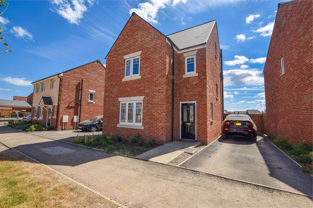 Thumbnail Detached house for sale in Sealion Approach, Stanway, Colchester, Essex