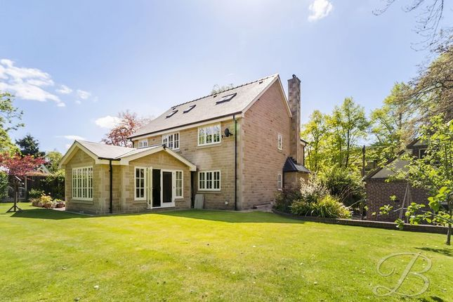 Thumbnail Detached house for sale in The Park, Mansfield