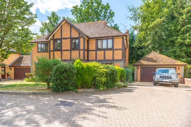 Thumbnail Detached house for sale in Charnwood, Station Road, Sunningdale, Berkshire