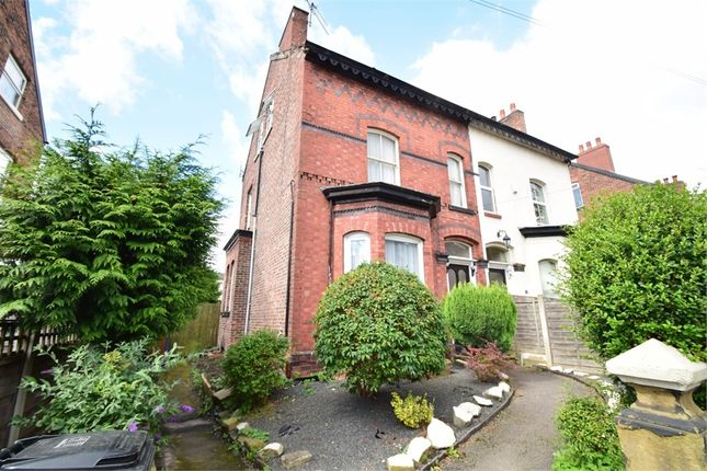 Thumbnail Semi-detached house for sale in Crosby Street, Stockport, Cheshire