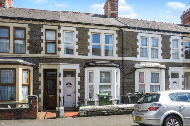 Terraced house for sale in Malefant Street, Cathays, Cardiff