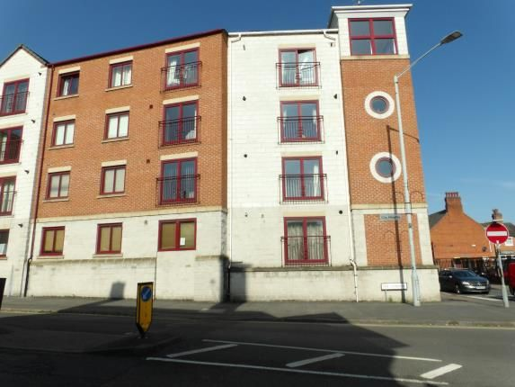 Thumbnail Flat for sale in City Heights, Loughborough, Leicestershire