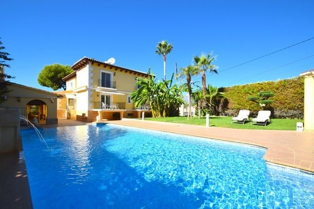 Villa for sale in Spain, Valencia, Alicante, Benidorm