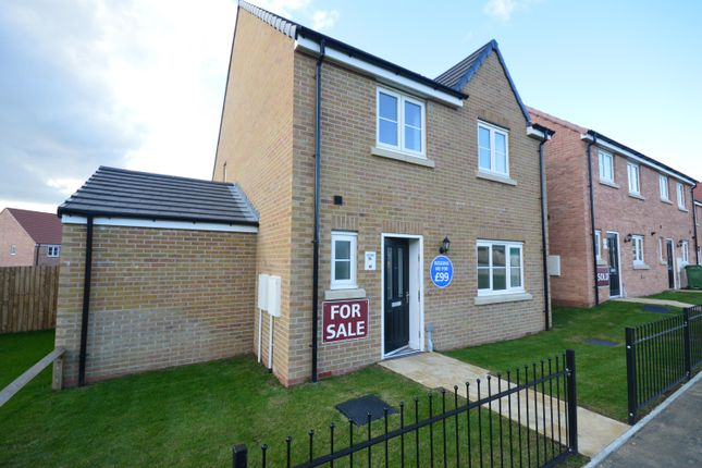 Thumbnail Detached house for sale in Cayton Reach, Middle Deepdale, Scarborough
