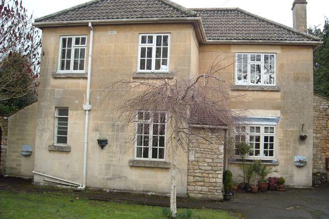 Thumbnail Detached house for sale in Grosvenor Bridge Road, Bath