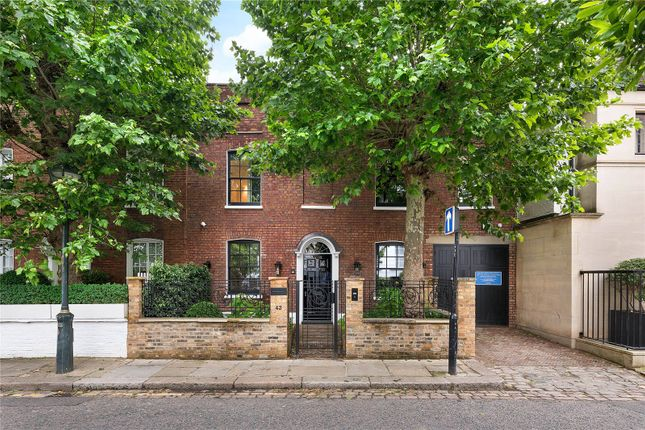 Thumbnail Detached house for sale in Glebe Place, Chelsea, London