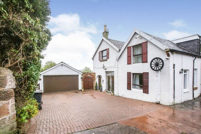 Thumbnail Semi-detached house for sale in Holmbrae Road, Glasgow