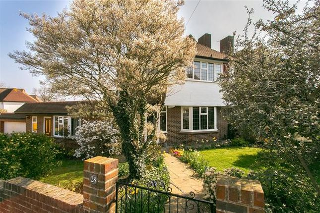 Thumbnail Detached house to rent in Pytchley Crescent, West Norwood London