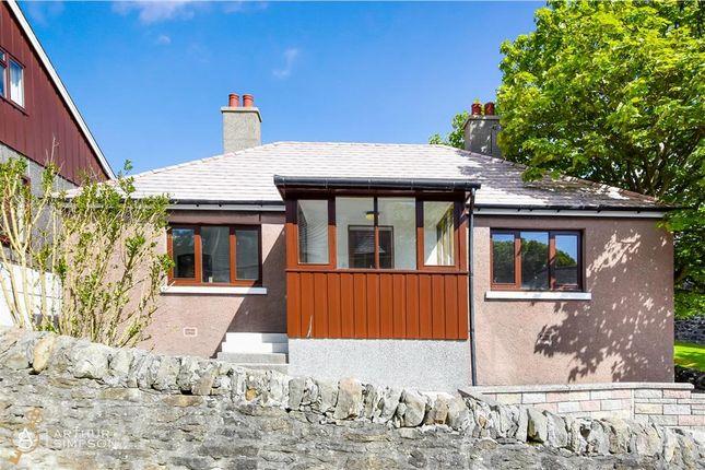 Thumbnail Semi-detached bungalow for sale in 7 Charlotte Street, Lerwick, Shetland