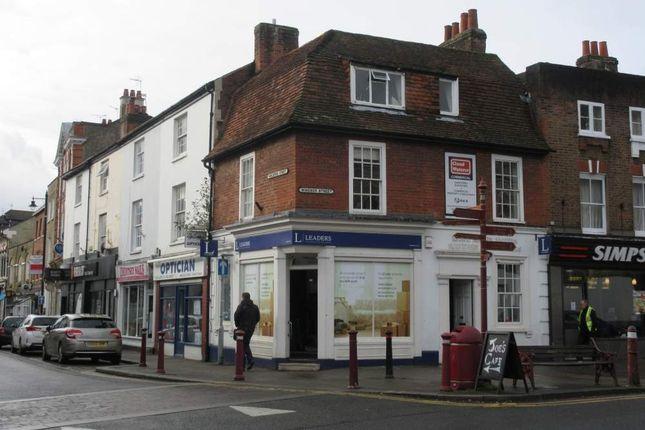 Thumbnail Retail premises to let in 1 Windsor Street, Chertsey